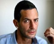 Fashion Designer Marc Jacobs photographed in his SOHO headquarters on Monday, November 5, 2007.  (PHOTO:Todd Heisler/The New York Times)