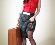 Fotos Pin-Up da Cantora Pitty (3)