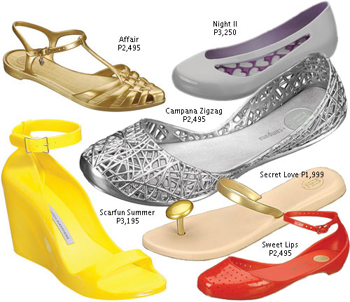 In Store & Online: 38 Styles Of Melissa Shoes On Sale @Epaulet