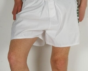 Emporio Armani Shorts for Men-White