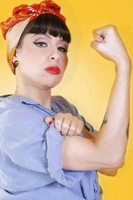 Fotos Pin-Up da Cantora Pitty