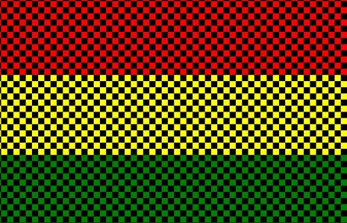 Cores do Reggae