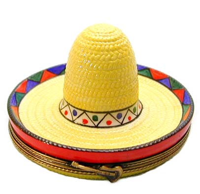 899f749af4275 Chapéu Mexicano - Grande e Chamativo