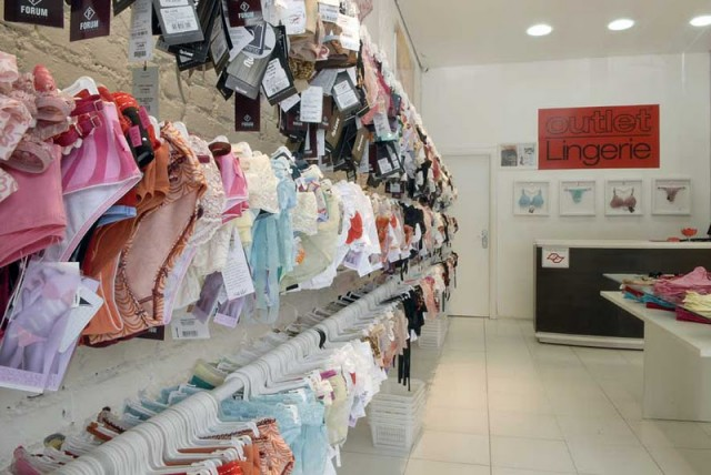 Outlet De Lingerie