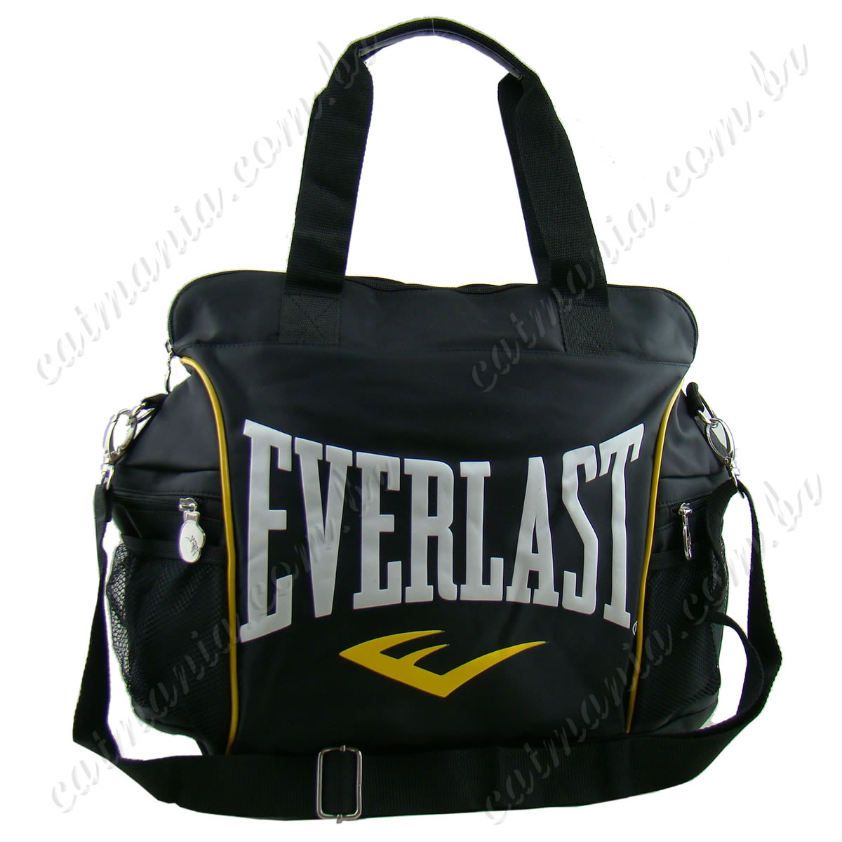 df39af875 Bolsa Everlast - Zíperes e Shopping | Moda - Cultura Mix