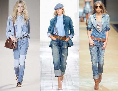 Como Usar Looks Total Jeans