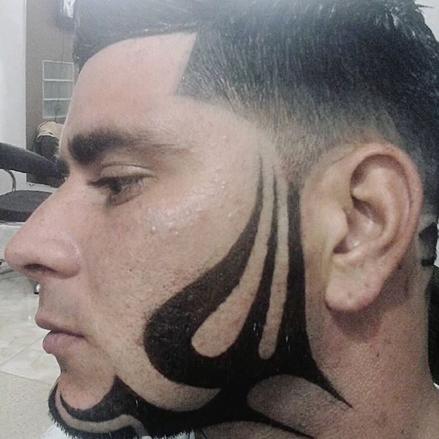 Barba Tribal